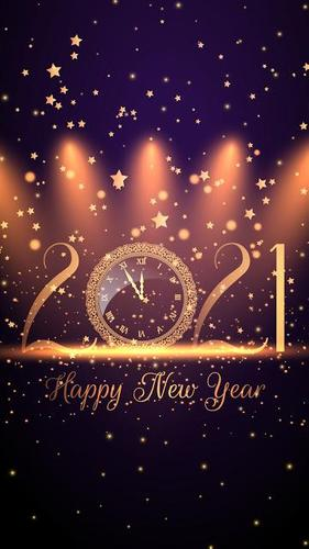 New Year 2021 Wallpaper Greeting And Cards For Android Apk Download