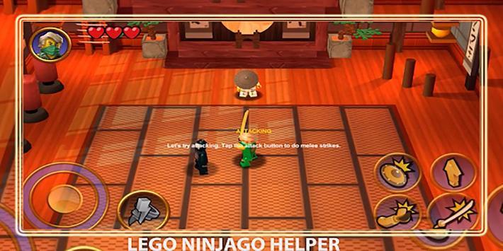 Tips Lego Ninjago Tournament New screenshot 1