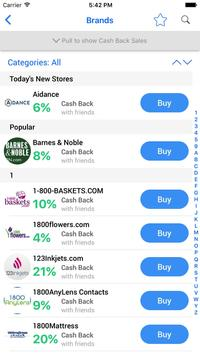 QOUNTER Earn Cash Back for you and your friends screenshot 3