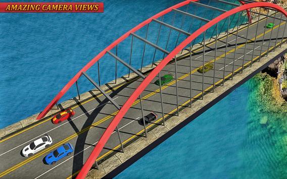 Drive in Car on Highway : Racing games screenshot 14