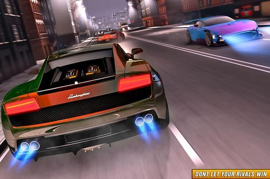 Drive in Car on Highway : Racing games screenshot 2
