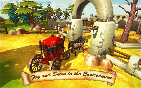 Horse Taxi City Transport: Horse Riding Games screenshot 18