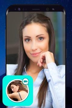 Video Call - Live Girl Video Call Advice screenshot 1