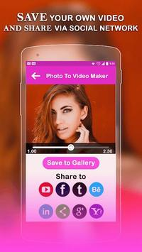 Flipagram Video Editor + Music : Slideshow Maker screenshot 7