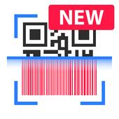 Barcode Scanner & Code Scanning - Scan QR Code icon