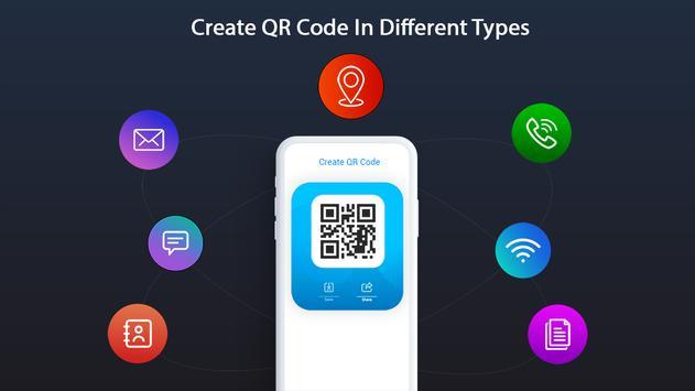 Barcode Scanner & Code Scanning - Scan QR Code screenshot 4