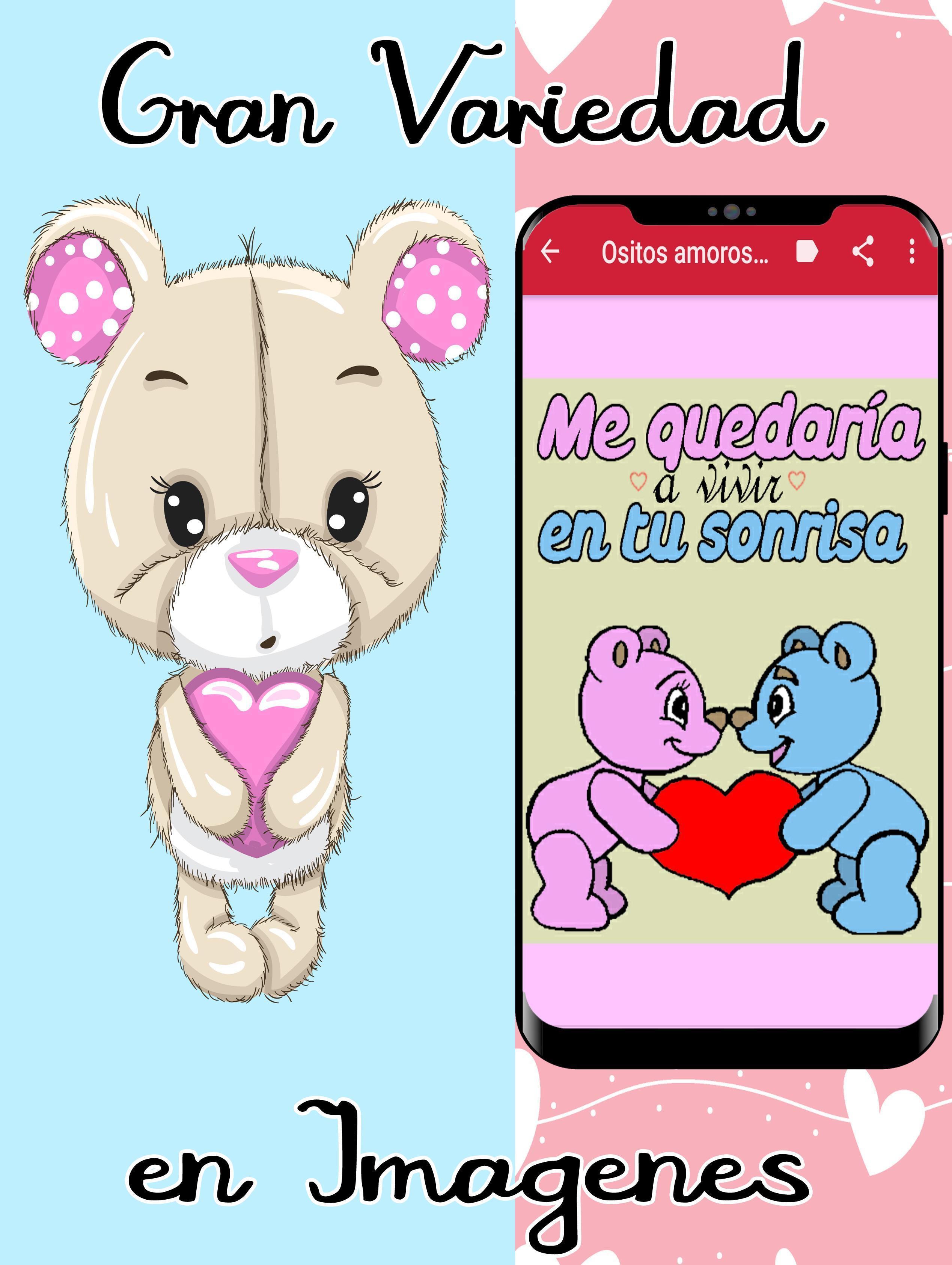 Ursinhos Com Frases De Amor Para Android Apk Baixar