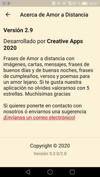 Amor a Distancia screenshot 1