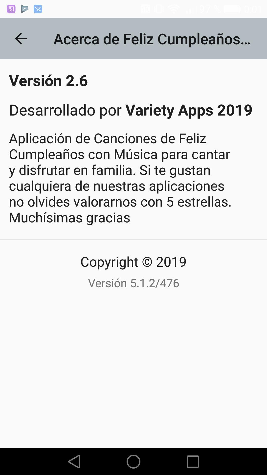 Cancion Cumpleanos.Feliz Cumpleanos Con Musica For Android Apk Download