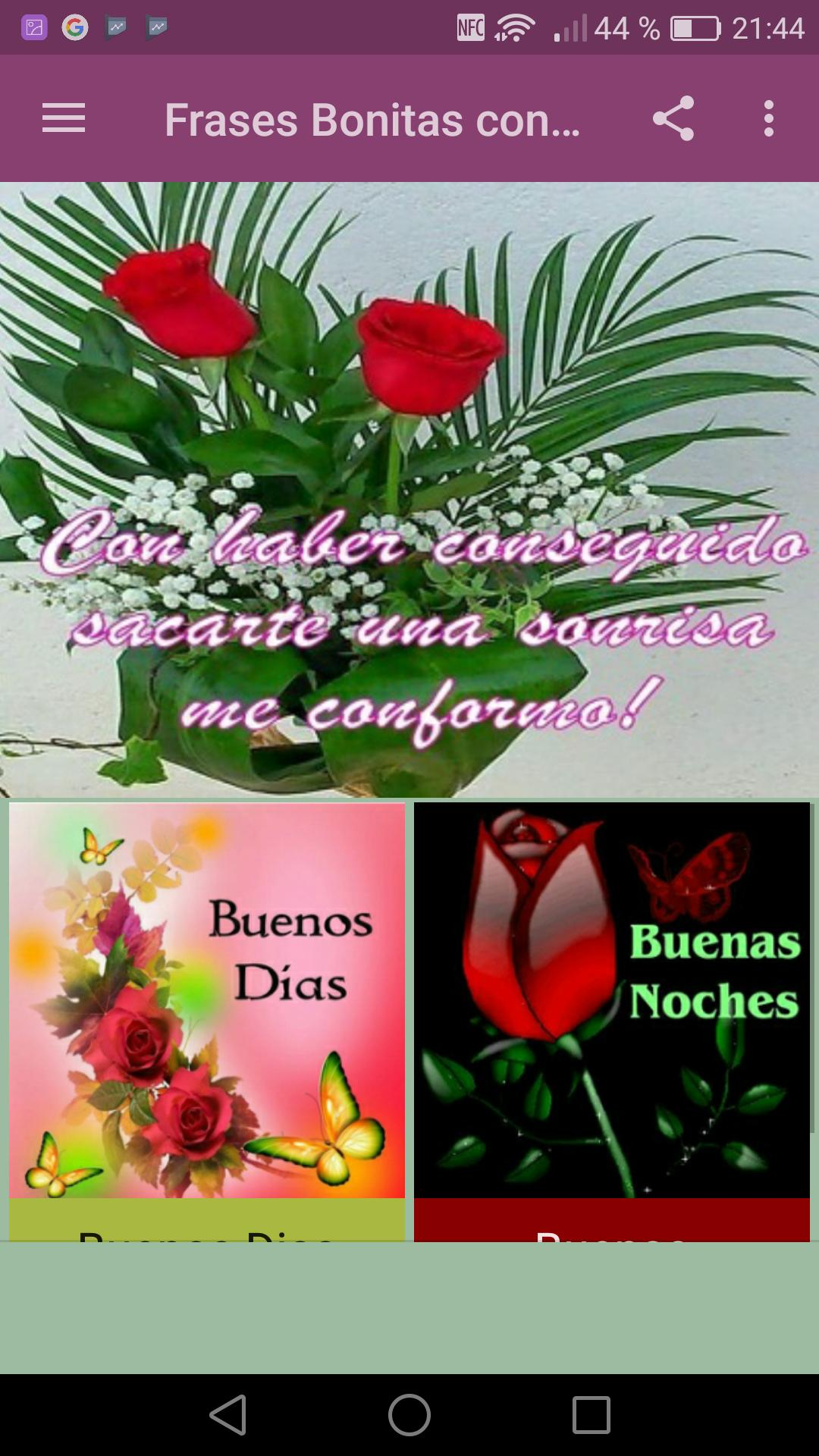 Frases Bonitas Con Flores For Android Apk Download