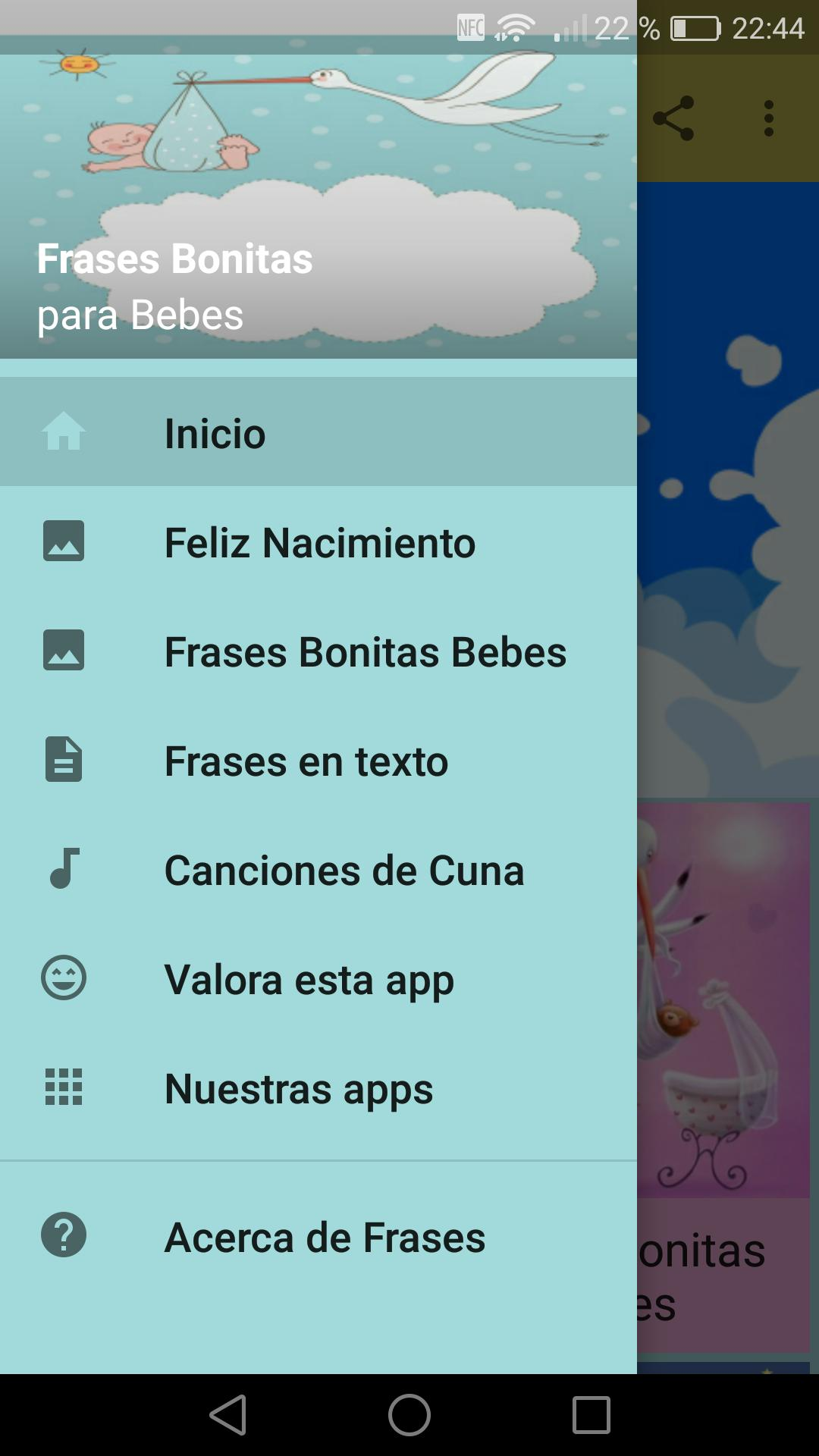 Feliz Nacimiento Frases Bonitas Para Bebes For Android