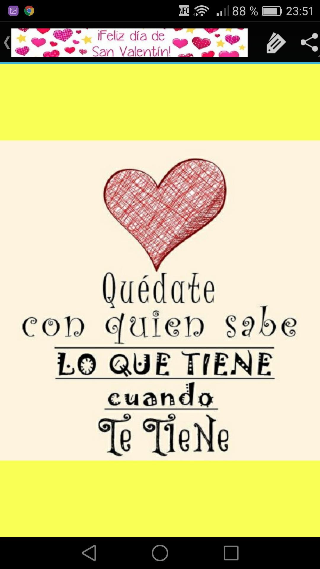 Frases Bonitas De San Valentin For Android Apk Download
