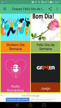 Frases Feliz Dia de la Semana screenshot 6