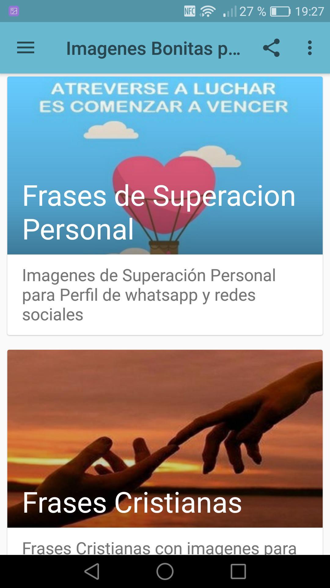 Frases E Imagenes Bonitas Para Perfil For Android Apk Download