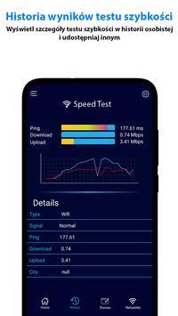 test prędkości Metr -WIFI Pokrycie I Prędkość test screenshot 4