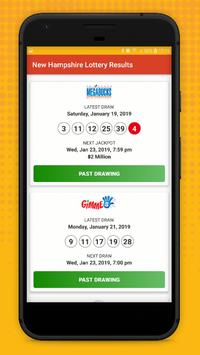 New Hampshire Lottery Results screenshot 2