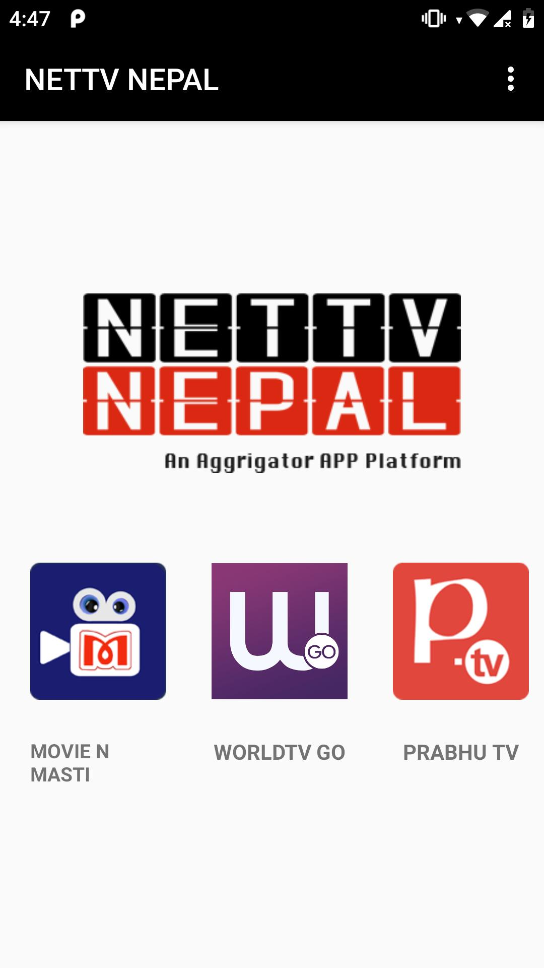 NETTV NEPAL for Android - APK Download