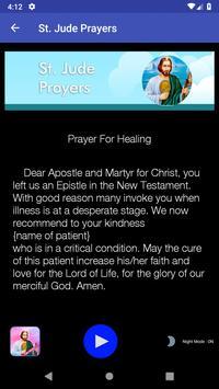 Saint Jude Novena And Prayers screenshot 3
