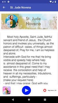 Saint Jude Novena And Prayers screenshot 2