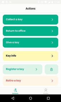 KeyNest App poster