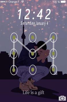 Lock Screen Drake Wallpaper 4k screenshot 2