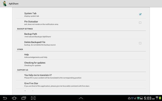 ApkShare screenshot 10