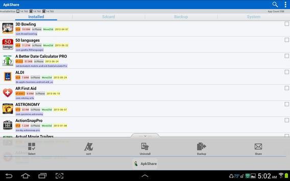 ApkShare screenshot 11