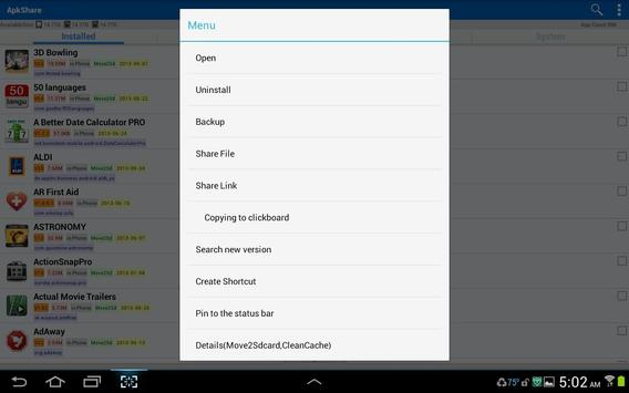 ApkShare screenshot 13