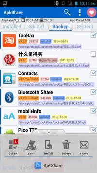 ApkShare screenshot 3