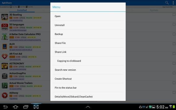 ApkShare screenshot 9
