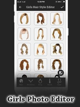 Girls Hairstyle Step by Step screenshot 4