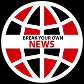 Breaking news creator & editor-Break your own news icon