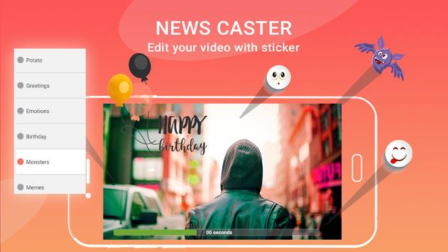 Breaking news creator & editor-Break your own news screenshot 2