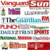 Nigerian Newspapers App أيقونة