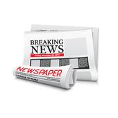 Newspaper 2020 - newspaper quick icon