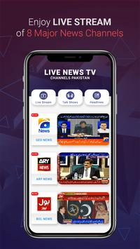 Pakistan News Channels - Live TV 1 2 (Android) - Download APK