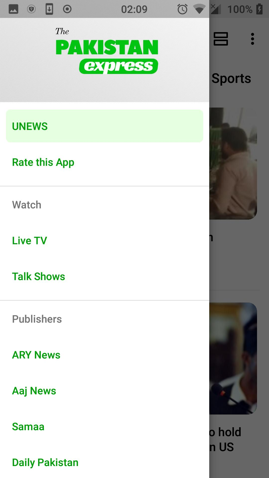 Pakistan News & Live TV - Pakistan Express for Android - APK Download