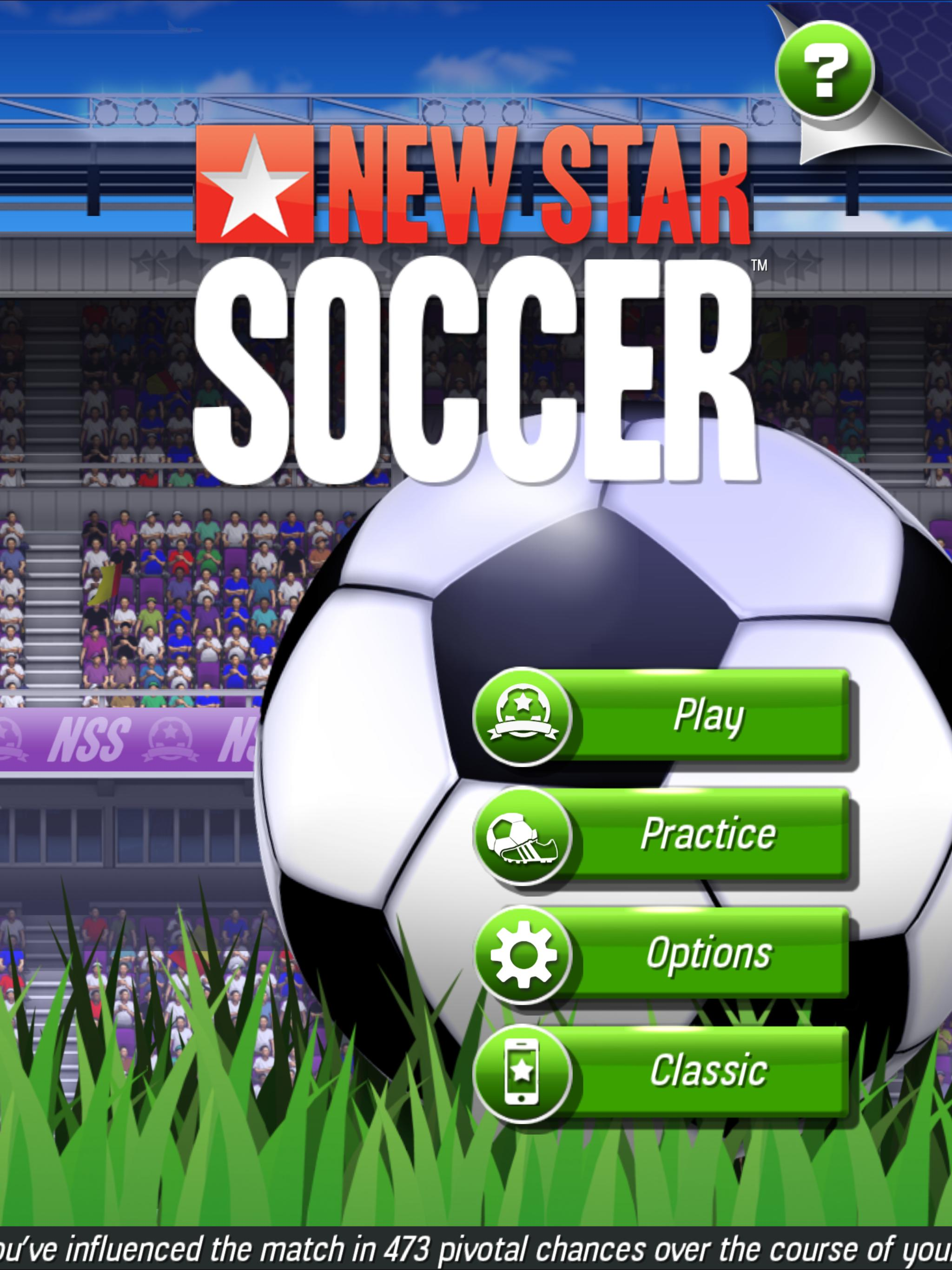 New Star Soccer For Android Apk Download