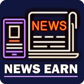 Newsearn icon