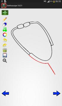 How to Draw: Doctors & Toolkit screenshot 11