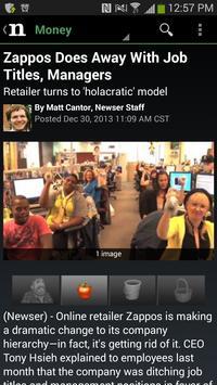 Newser screenshot 1