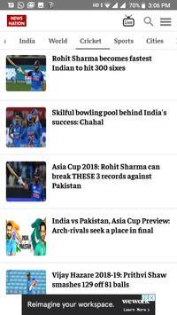 Latest News by News Nation screenshot 6