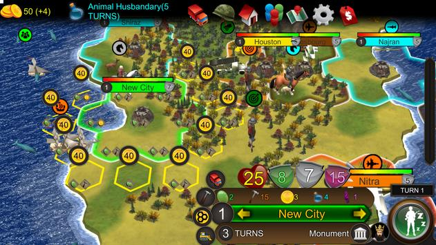 World of Empires 2 الملصق