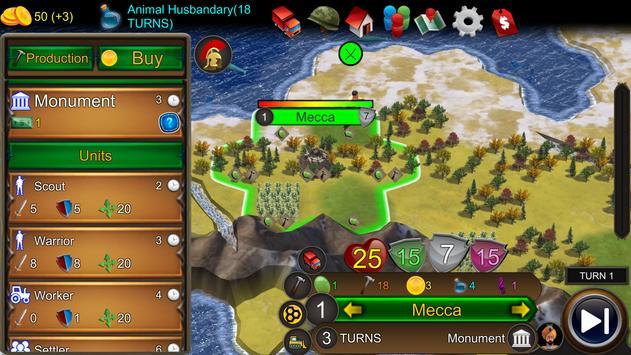 World of Empires 2 تصوير الشاشة 1