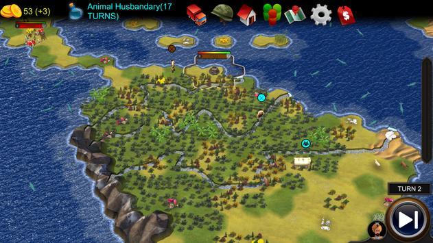 World of Empires 2 تصوير الشاشة 2