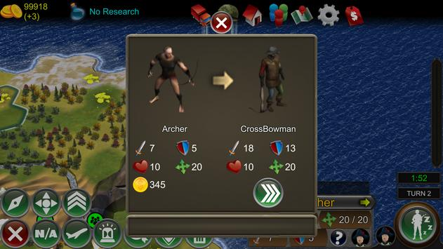 World of Empires 2 تصوير الشاشة 4