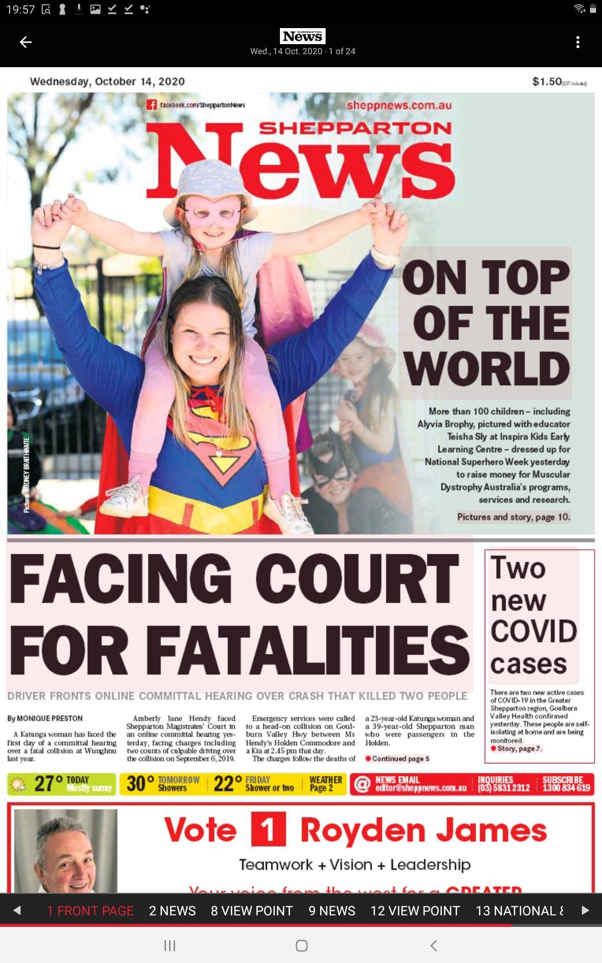 Shepparton News For Android Apk Download