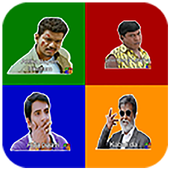 Tamil Stickers icon