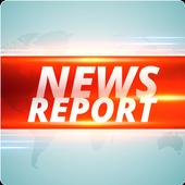 NewsReport icon