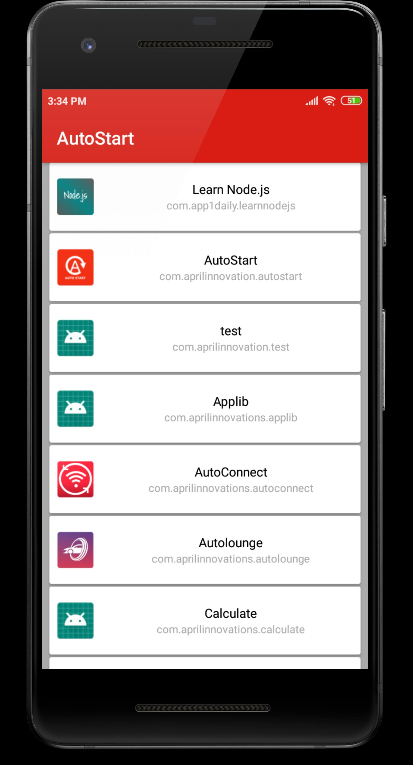 autostart no root apk